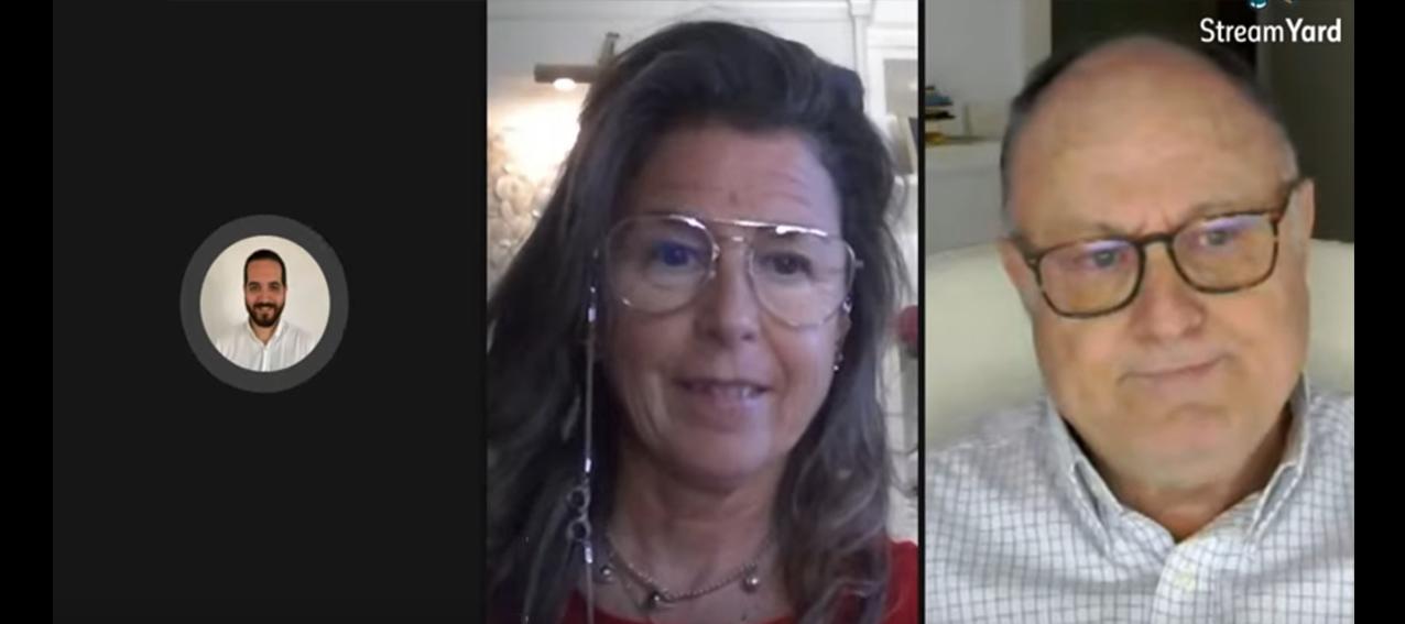 WEBINAR 23 Abril – Ariadna Verge con el Dr. Enrique Ferrer