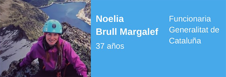 Noelia Brull Margalef, paciente del doctor Enrique Ferrer, nos cuenta la experiencia de su intervención.
